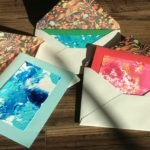 Cards to mail!