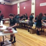 A Sandwich or Two! - 912 Sandwiches - 46 Elmwood girls - May 2018